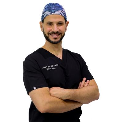 افضل جراح التجميل الدكتور طارق قبطي