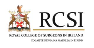 طارق قبطي خريج كلية الجراحين الملكية في إيرلندا